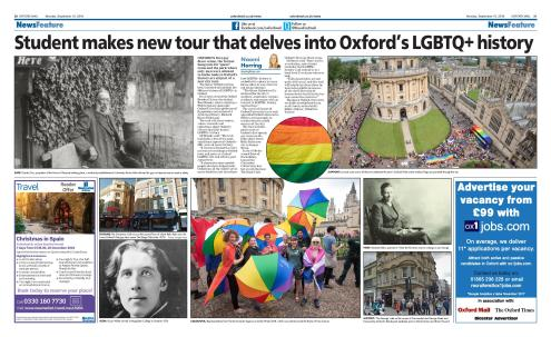 Ross - Oxford Mail
