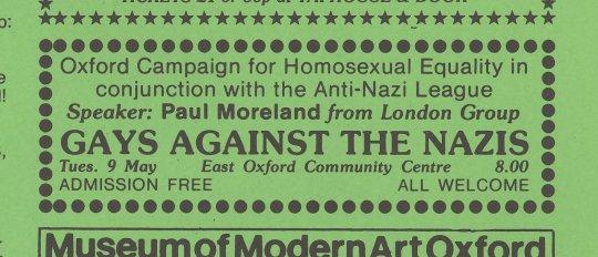 GaysAgainstTheNazis8May1978