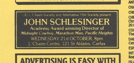 JohnSchlesingerDailyInfo21Oct1992