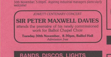 PeterMaxwellDaviesDailyInfo30Nov1993