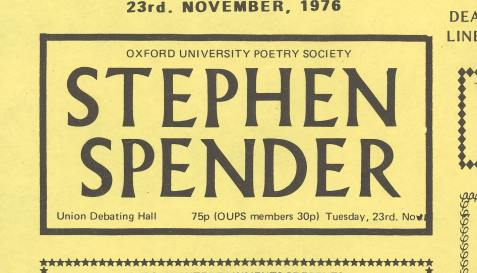 StephenSpender23Nov1976